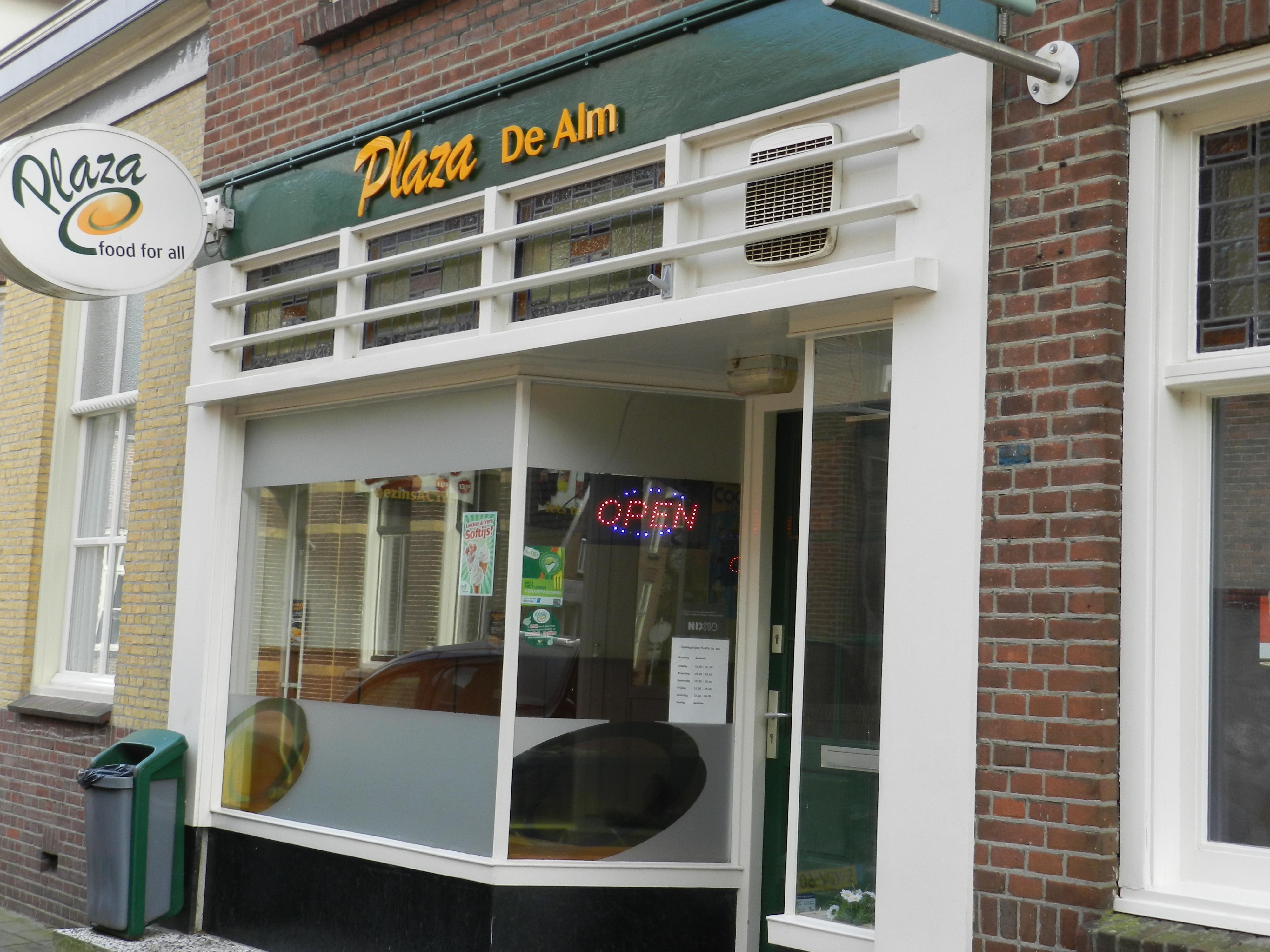 plaza de alm eetcafe almkerk 1 Home